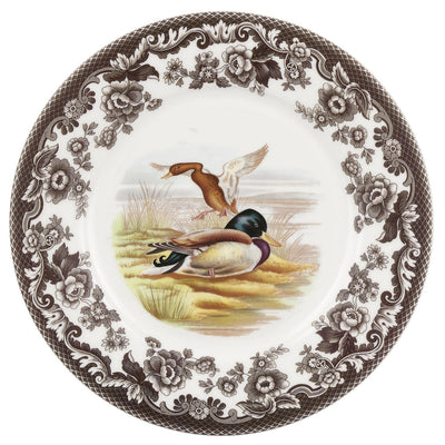 Spode Woodland Luncheon Plate-HOME/GIFTWARE-MALLARD-Kevin's Fine Outdoor Gear & Apparel