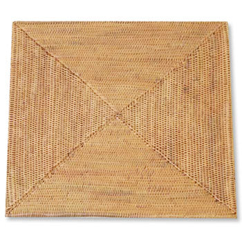 Wicker Square Placemat