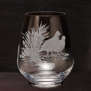 Kevin's Crystal Stemless Wine Glass 23 oz.