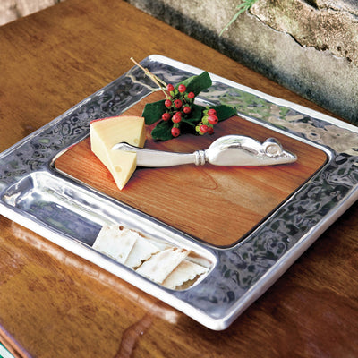 Soho Square Cracker Cutting Board
