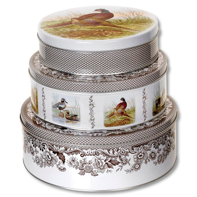 Spode Woodland Nesting Cake Tins (Set of 3)