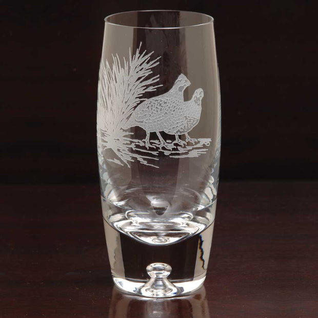 Kevin's Crystal Tapered Highball Glass 14 oz.-HOME/GIFTWARE-Kevin's Fine Outdoor Gear & Apparel