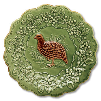 Bordallo China - Quail Plate
