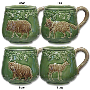 Bordallo China - Wildlife Mug