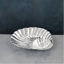 BEATRIZ BALL Ocean Shell Bowl w/Dip