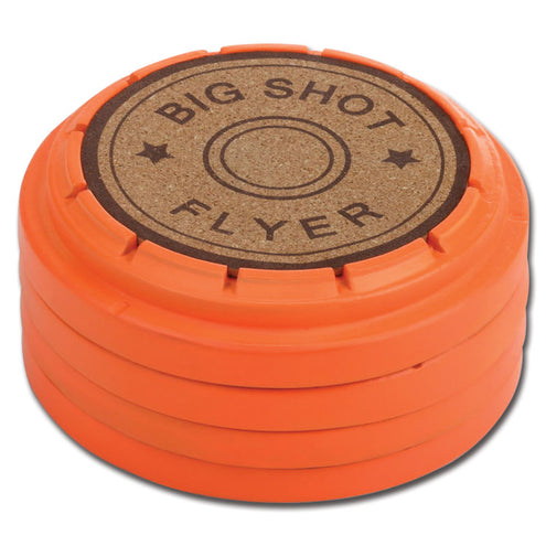 Clay Pigeon Coaster Set