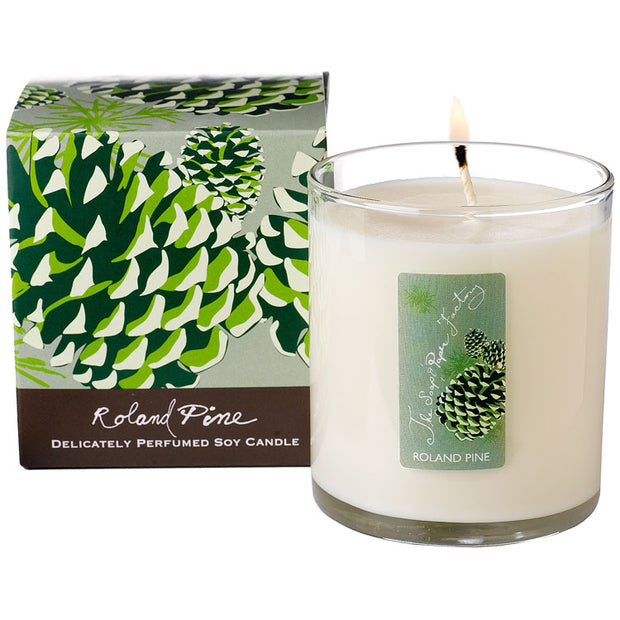 Roland Pine 9.5 oz. Soy Candle - A Kevin's Favorite