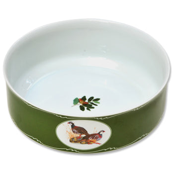 Quail China - Service Bowl