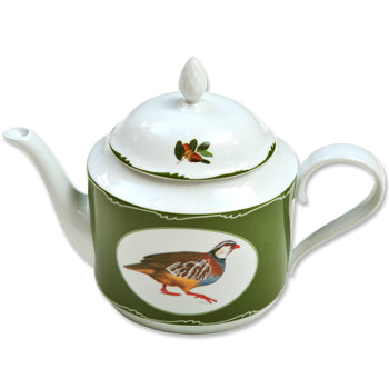 Quail China - Tea Pot