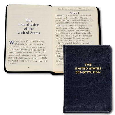 Mini Constitution - Personalized