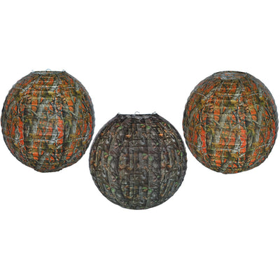 "NEXT Camo 10"" Lanterns - 3 pack"