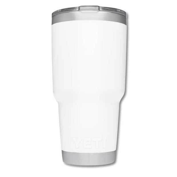 YETI 30 oz. Rambler-FISHING-WHITE-Kevin's Fine Outdoor Gear & Apparel