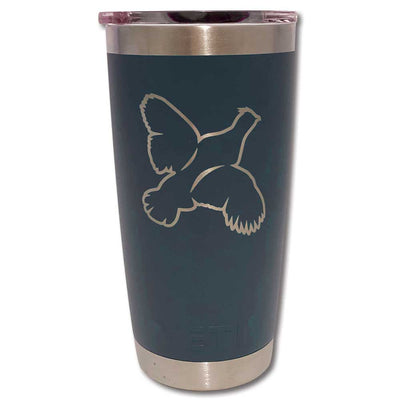 Kevin's Custom Yeti Rambler 20 Oz.-HUNTING/OUTDOORS-NAVY-QUAIL-Kevin's Fine Outdoor Gear & Apparel