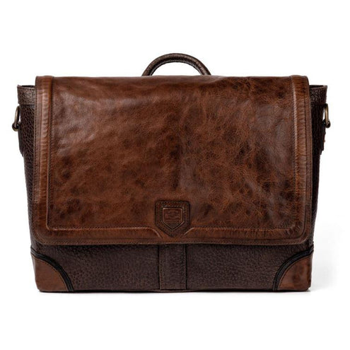 Mission Mercantile, Ltd. Theodore Leather Messenger