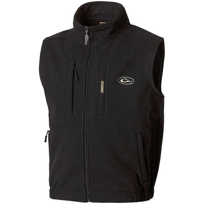Drake MST Windproof Layering Vest-HUNTING/OUTDOORS-Black-2XL-Kevin's Fine Outdoor Gear & Apparel