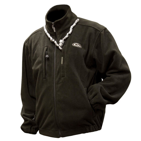Drake Windproof Layering Coat-HUNTING/OUTDOORS-BLACK-2XL-Kevin's Fine Outdoor Gear & Apparel