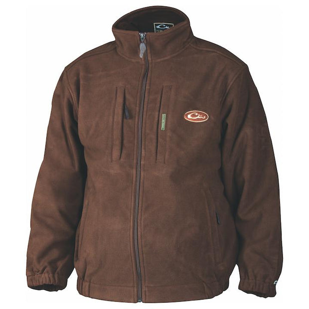 Drake Windproof Layering Coat-HUNTING/OUTDOORS-MUD-M-Kevin's Fine Outdoor Gear & Apparel