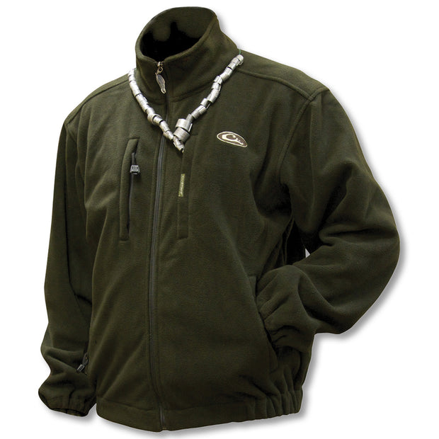 Drake Windproof Layering Coat-HUNTING/OUTDOORS-OLIVE-M-Kevin's Fine Outdoor Gear & Apparel