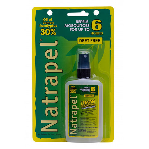 Natrapel Lmon Eucalyptus 3.4 oz-HUNTING/OUTDOORS-Kevin's Fine Outdoor Gear & Apparel