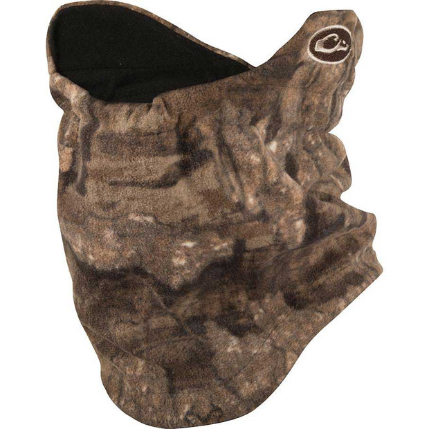 Drake Fleece Neck Gaiter-HUNTING/OUTDOORS-DRAKE WATERFOWL SYSTEMS (Icon)-REALTREE TIMBER-Kevin's Fine Outdoor Gear & Apparel