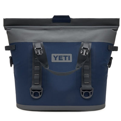 Yeti Hopper M30 Cooler-FISHING-NAVY-Kevin's Fine Outdoor Gear & Apparel
