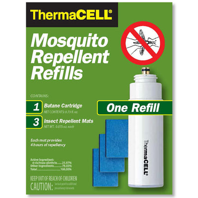 Thermacell Mosquito Refill Single Pack