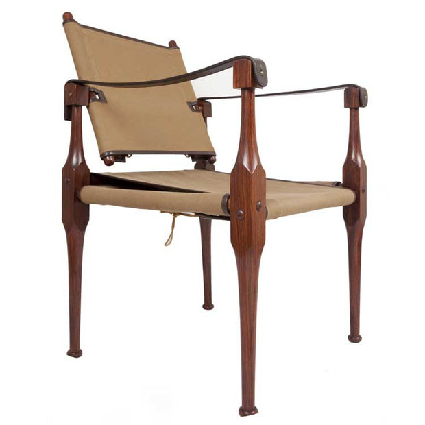 Campaign Furniture: Cunningham Roorkhee Campaign Chair