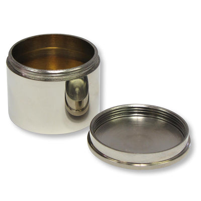 Nickel Grease Jars