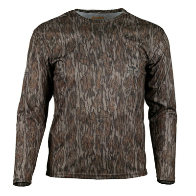 Gamehide Long Sleeve Wicking T-Shirt-HUNTING/OUTDOORS-Kevin's Fine Outdoor Gear & Apparel