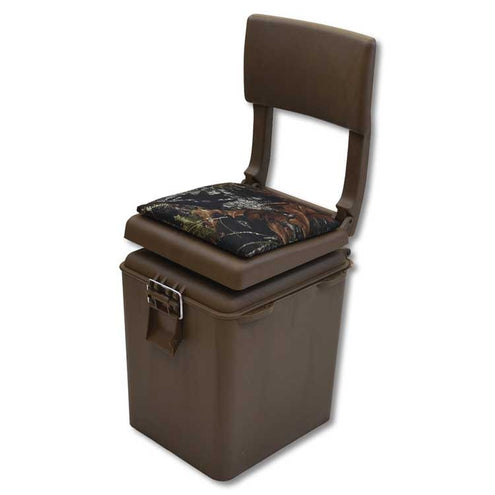 Bird & Buck Super Sport Seat-HUNTING/OUTDOORS-ACORN BROWN-Kevin's Fine Outdoor Gear & Apparel