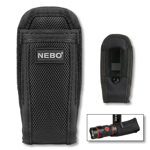 NEBO Flashlight Holder with Belt Clip