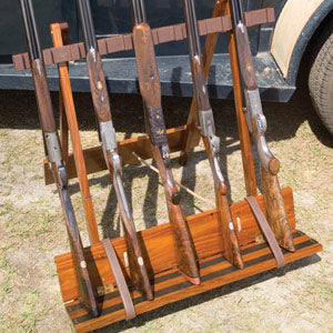 Admiral Baker Folding Gun Rack