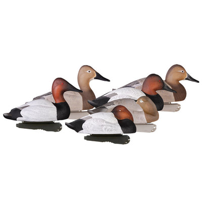 GHG Pro-Grade Canvas Back Decoys