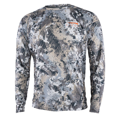 Sitka Core Lightweight Long Sleeve Crew-CAMO CLOTHING-Elevated ii-2XL-Kevin's Fine Outdoor Gear & Apparel