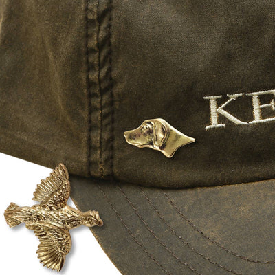 Kevin's Brass Plated Hunting Hat Pins-JEWELRY-Kevin's Fine Outdoor Gear & Apparel
