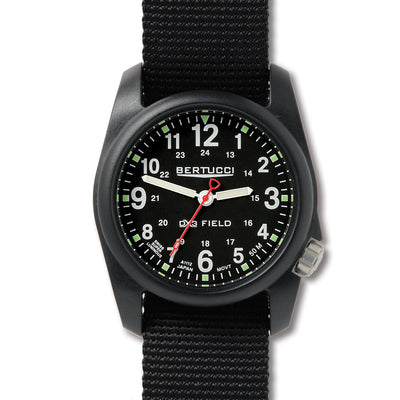 Bertucci Performance DX3 Field Watch - Black