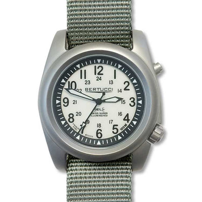 Bertucci Light Up Defender Drab Watch