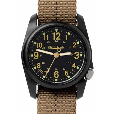 Bertucci DX3 Plus Performance Field Watch