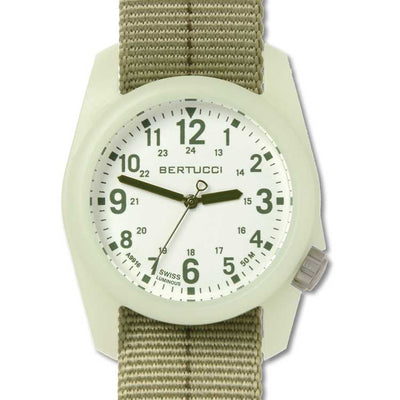 Bertucci DX3 Plus Light Up Field Watch