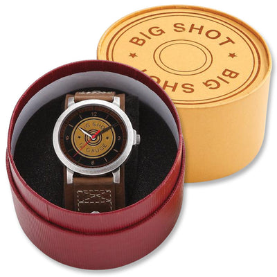 Big Shot 12 Gauge Wrist Watch