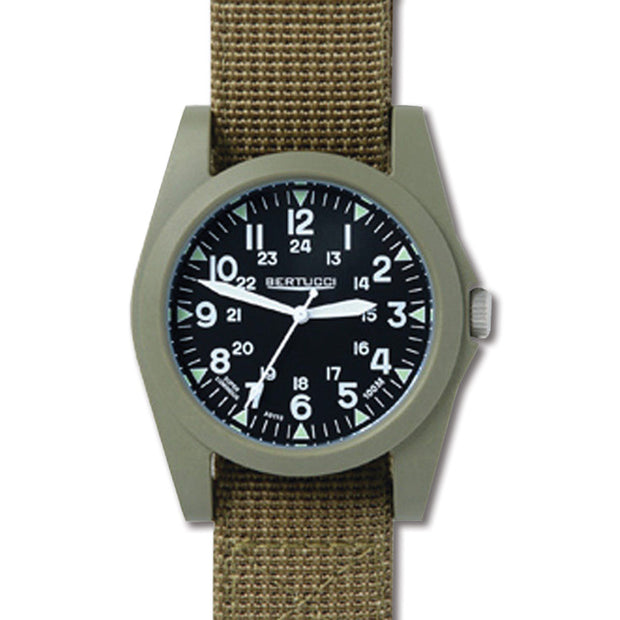 Bertucci A3P Sportsman Vintage Field Watch