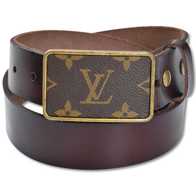 Women's Vintage Refurbished Buckle Belt-JEWELRY-LV-32-Kevin's Fine Outdoor Gear & Apparel