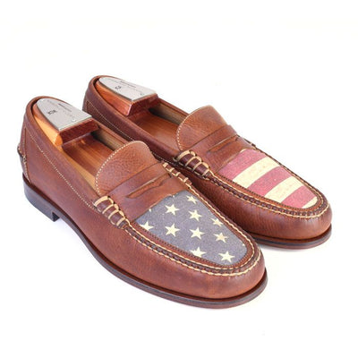 Martin Dingman All American Penny Loafer-FOOTWEAR-Kevin's Fine Outdoor Gear & Apparel