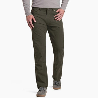 Kuhl Revolvr Travel Pant - Olive Brown