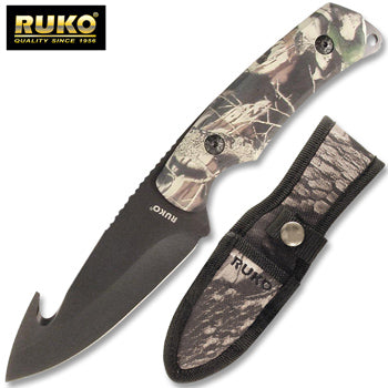 Ruko Gut Hook Skinning Knife