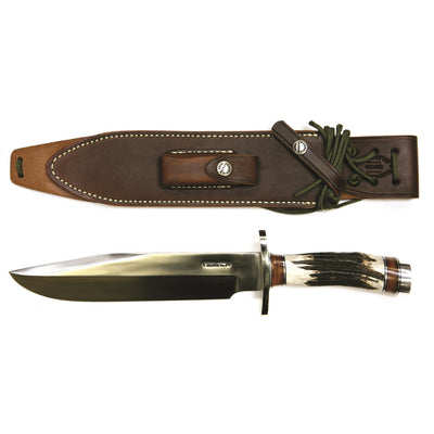 RANDALL MADE KNIVES12-9 Sportsman Stainless Steel Bowie
