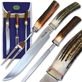 "Randall Made Model 6-9 All Purpose Carving Set 9"" Blade"