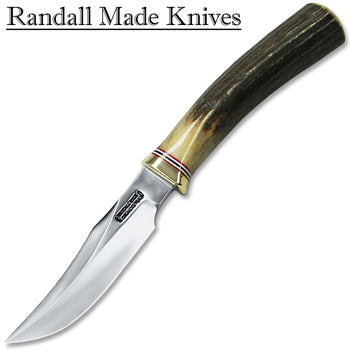 "Randall Made Model 8-4 Trout & Bird Knife 4"" Blade"