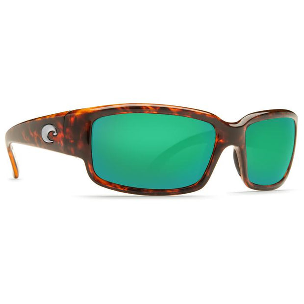 "Costa ""Caballito"" Polarized Sunglasses-SUNGLASSES-TORTOISE (10)-GREEN Mirror 580P-Kevin's Fine Outdoor Gear & Apparel"