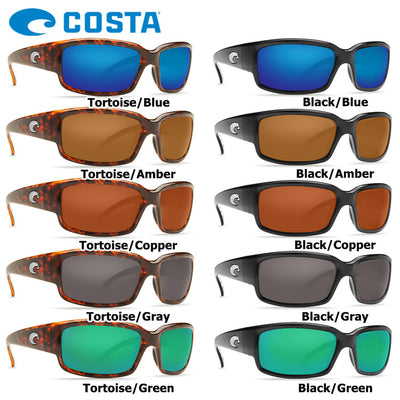 Costa Del Mar Caballito Polarized Sunglasses